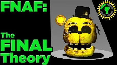 Game Theory FNAF, The FINAL Theory! (Five Nights at Freddy's) - pt 1