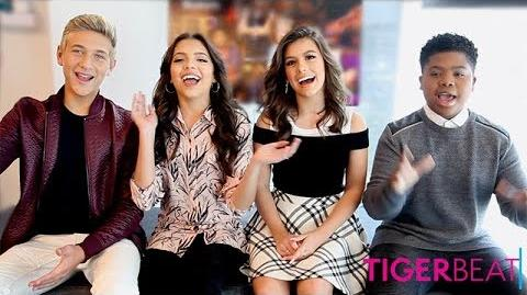 The Cast of 'Game Shakers' Teases Their 'Henry Danger' Crossover 'Danger Games'