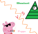 Peppa vs Illuminati