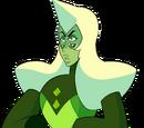 Зелёный Алмаз, автор Lesya Kim