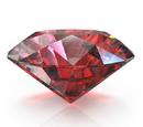 Красный Алмаз, автор Lesya Kim