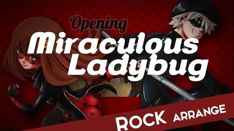 【Aya × Sumashu】 Miraculous Ladybug 「Rock arrange」