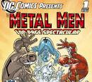 DC Comics Presents: Metal Men Vol 1 1