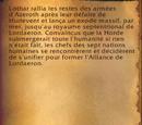 L'Alliance de Lordaeron