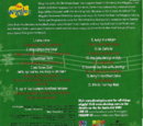Go Santa Go! (album booklet)