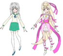 Yaotome Musubi/Cure Idol