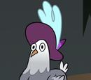 Rich Pigeon