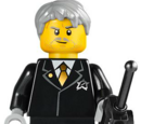 Solomon Blaze (LEGO Ultra Agents)