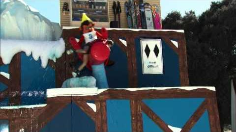 All new Winter Wipeout Thursday on ABC 8 7c - Family Tree