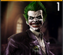 The Joker/Arkham Origins