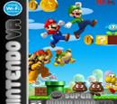 New Super Mario Bros VR