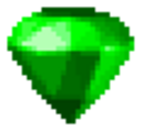 Crash Bandicoot The Huge Adventure Green Gem.png