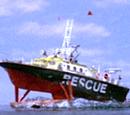 Air Sea Rescue Boat