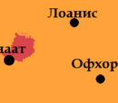 Города Империи Джедаев