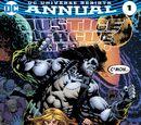 Justice League of America Annual Vol 5 1