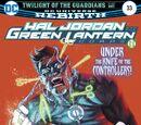 Hal Jordan and the Green Lantern Corps Vol 1 33
