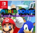 Mario+Sonic:a synchronised adventure