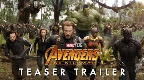 Avengers Infinity War - Teaser Trailer (deutsch german) Marvel HD