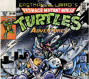 TMNT Adventures issues