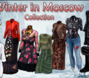 Winter in Moscow Collection