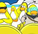 Elite Penguin Force... Tubas?