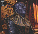 The Light of Kahless, Issue 1