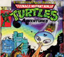 TMNT Adventures–Mutanimals locations
