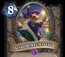 Grand Archivist
