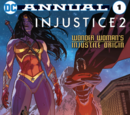 Injustice 2 Anual Vol.1 1