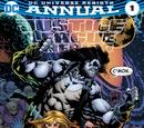 Justice League of America Anual Vol.5 1