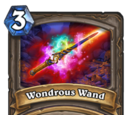 Wondrous Wand