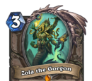Zola the Gorgon