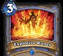 Explosive Runes