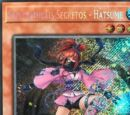 Seis Samuráis Secretos - Hatsume