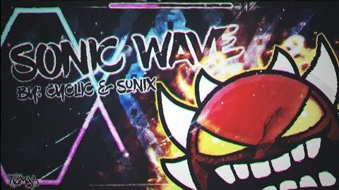 Geometry Dash 2.1 - Sonic Wave by Cyclic Extreme Demon