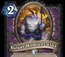 Vulgar Homunculus