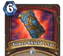 Tower Shield +10