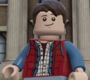 Marty McFly (LEGO Back to the Future)