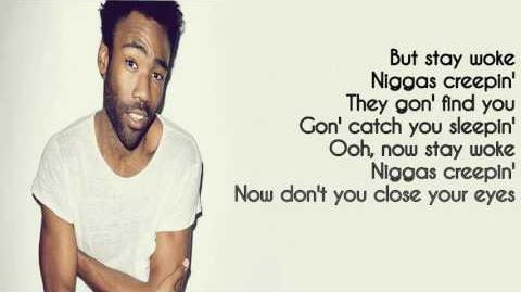 Redbone Childish Gambino (Lyrics)-0