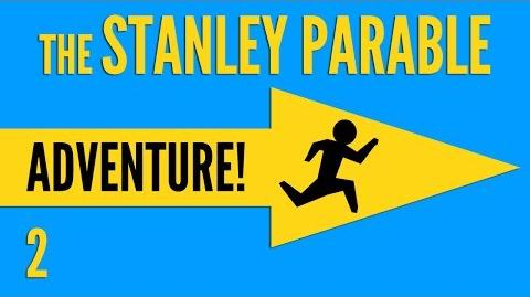 ADVENTURE LINE! - Let's Play - The Stanley Parable - 2