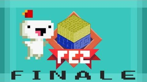 ALL CUBES COLLECTED! - Let's Play - Fez - 12 - True Ending