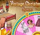 Vintage Christmas Spree Spinner