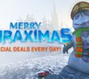 Bloodhit111/Merry Auraximas! Celebrate with 31 Days of Deals