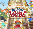 Welcome to the Wayne Wiki