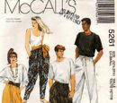McCall's 5261 B