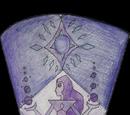 Сиреневый Алмаз, автор Lesya Kim