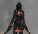 Cursed warrior 343/Sable
