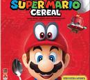 Amiibo/Super Mario Cereal