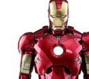 Armadura de Iron Man: Mark IV