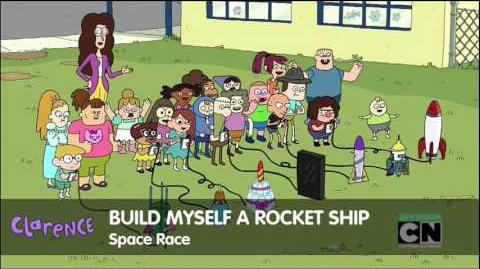 Build Myself A Rocket Ship